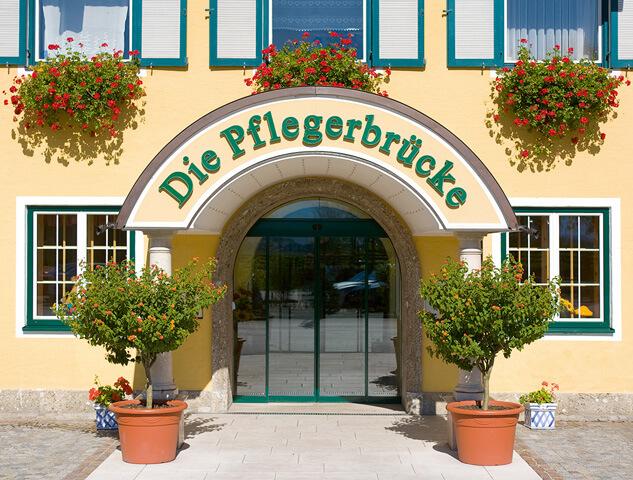 Gasthof Pflegerbrücke in Salzburg, Gasthof, Die Pflegerbrücke, Stadt Salzburg, Grödig, Restaurant, Familie, Ausflug, Essen, Buffet