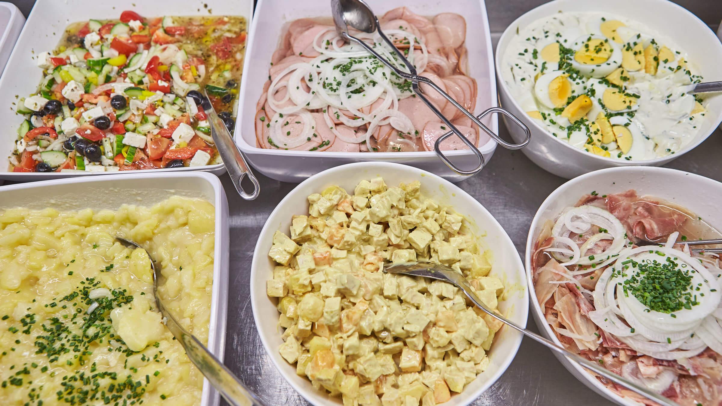 Heurigenbuffet-Gasthof Pflegerbrücke in Grödig bei Salzburg