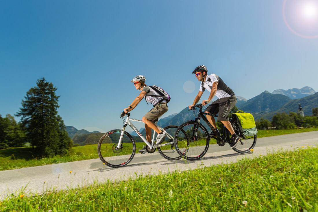 Tauernradweg, Radfahren, Familie, Urlaub, Salzburger Land, Pflegerbrücke Salzburg, Biken