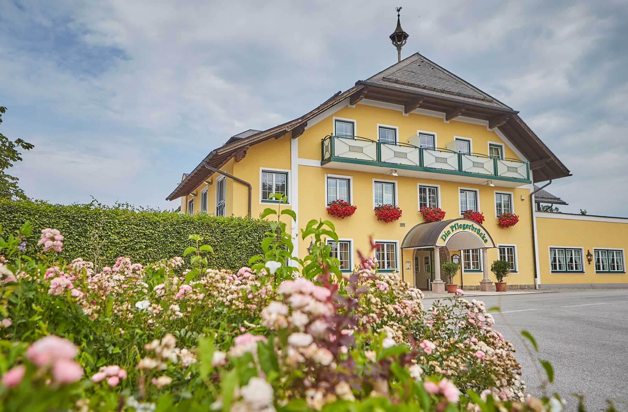 Gasthof-Hotel-Pflegerbruecke- Salzburg